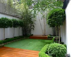 modern low house with zen garden and green roof best home