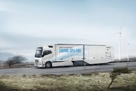 volvo 18 wheeler trucks volvo trucks u0027 new concept truck cuts fuel consumption by more than 30