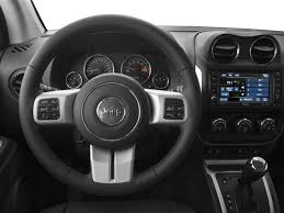 jeep crossover interior 2016 jeep compass price trims options specs photos reviews