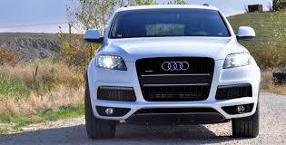 2014 Audi Q7 Tdi S Line Plus Buyers Guide With Galleries Specs