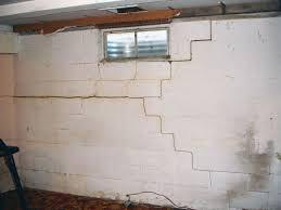 foundation cracks are whack