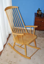 Rocking Chair Antique Styles Vintage Retro Ercol Windsor Grandmother Rocker Rocking Chair Light