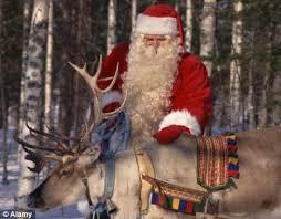 santa and baby jesus nearly 40 of britons believe baby jesus visitor was santa