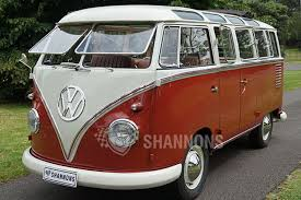van volkswagen hippie sold volkswagen kombi u002723 window u0027 samba bus rhd auctions lot