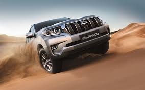 toyota desktop site download wallpapers toyota land cruiser prado 2018 luxury suv 4k