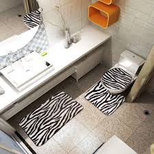 Black And White Bathroom Rug by Black And White Bathroom Rugs Photos