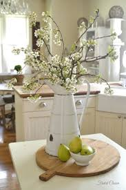 farmhouse kitchen table centerpiece french country table centerpieces home furniture design