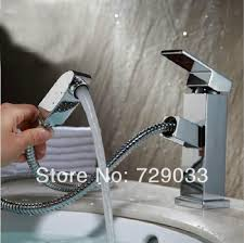 new chrome pull out kitchen faucet square brass kitchen mixer sink cheap square kitchen tap find square kitchen tap deals on line at