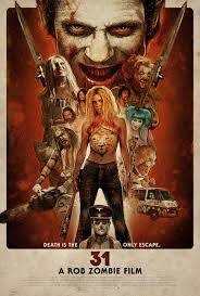 the horrors of halloween rob zombie u0027s 31 second trailer posters