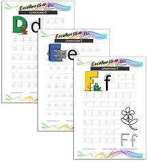 esl kids alphabet writing