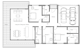 3 bedroom floor plans with garage house plans with double garage dayri me