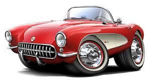 cartoon convertible car stunning idea corvette clipart batman coloring pages 6 muscle car