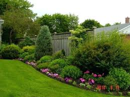 Backyard Flower Bed Ideas Landscape Flower Bed Ideas Torneififa