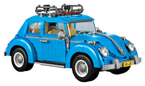 volkswagen bug blue lego updates the bug with the all new 10252 volkswagen beetle