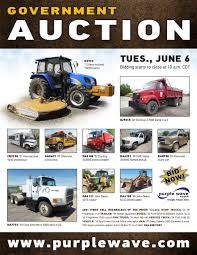 jeep fire truck for sale sold june 6 government auction purplewave inc
