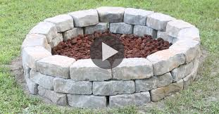 Concrete Fire Pit Exploding by Fire Pit Project You Can Do In One Hour