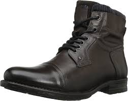 over the ankle boots for motorcycle amazon com dune london mens calabash shoes