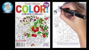 watch beautiful create a coloring book coloring page and