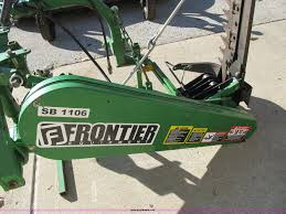 frontier sb1106 sickle bar mower item z9084 sold novemb
