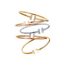 tiffany bracelet images T bracelet in rose gold tiffany co the jewellery editor jpg
