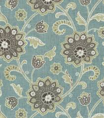 upholstery fabric caraboose pond upholstery floral design and
