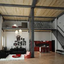 industrial apartments industrial spaces becomes gorgeous apartments
