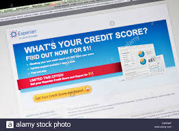 3 bureau credit report free experian free credit report and credit website stock photo