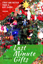 gift card tree ideas no brainer last minute gifts that are better than a gift card