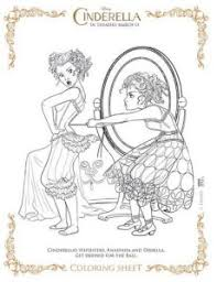free cinderella coloring pages frugal adventures