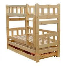 letto a legno massello letto a con estraibile in legno massello nicolas 3 con cas