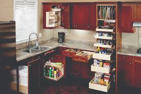 Maximize Kitchen Storage In Your Bernardsville Home With - Slide out kitchen cabinets