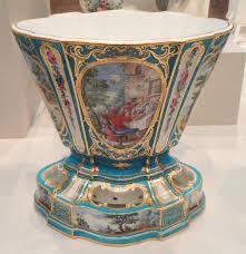 Porcelain Flower Vases File Garniture Of Three Flower Vases Vase 3 C 1761 Sèvres