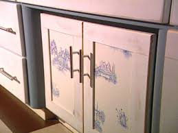 how to add molding to kitchen cabinets an inexpensive way to update kitchen cabinets hgtv