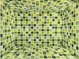 3d wall with tiles texture in empty interior stock photo picture