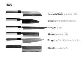 types of knives kitchen how to buy cheap but quality knives for a kitchen like global