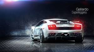lamborghini back view lamborghini galardo wallpapers wallpaper cave