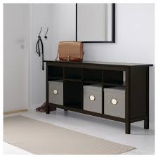 Ikea Coffee Table With Drawers by Hemnes Console Table Black Brown Ikea