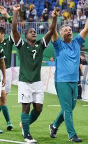 Paralympics Blind Football Paralympics Of Outrageous Goals By Brazilian Footballer Jefinho