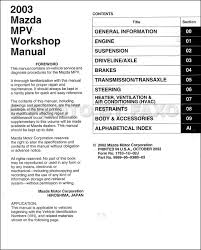 28 2003 mazda mpv repair manual 37986 mazda mpv 1999 2000