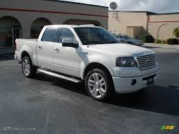 2008 ford f150 limited 2008 white sand tri coat ford f150 limited supercrew 4x4 20912841