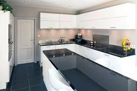 comptoir de cuisine noir design d intérieur cuisine en ceramique arle de bois bol