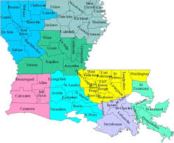 louisiana map with counties usda declares 35 louisiana parishes disaster areas biz
