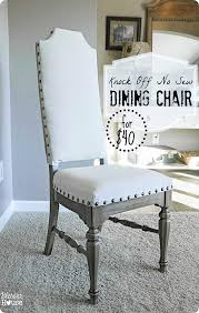 dining room chairs upholstered furniture refabs upholstered dining room chair makeover