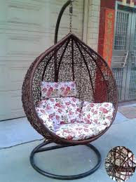 Swing Indoor Chair Bedroom Foxy Outdoor Hanging Basket Swing Rattan Chair Balcony