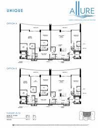 the unique amazing floor plan