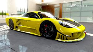 saleen forza 5 race and tune class r saleen s7 youtube