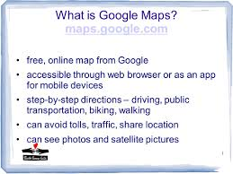 Google Maps Walking Directions 1 What Is Google Maps Maps Google Com Maps Google Com Free