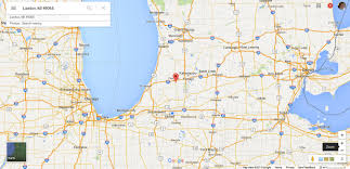 Maps Chicago Google by Michigan Google Maps Michigan Map