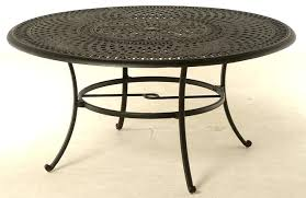 60 Inch Round Kitchen Table by 60 Inch Round Wrought Iron Outdoor Dining Tables 60 Round Outdoor