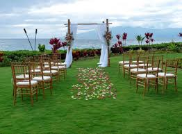 nice places to have outdoor weddings ideas decorations jewelry